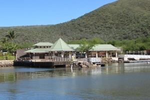 Manele Small Boat Harbor