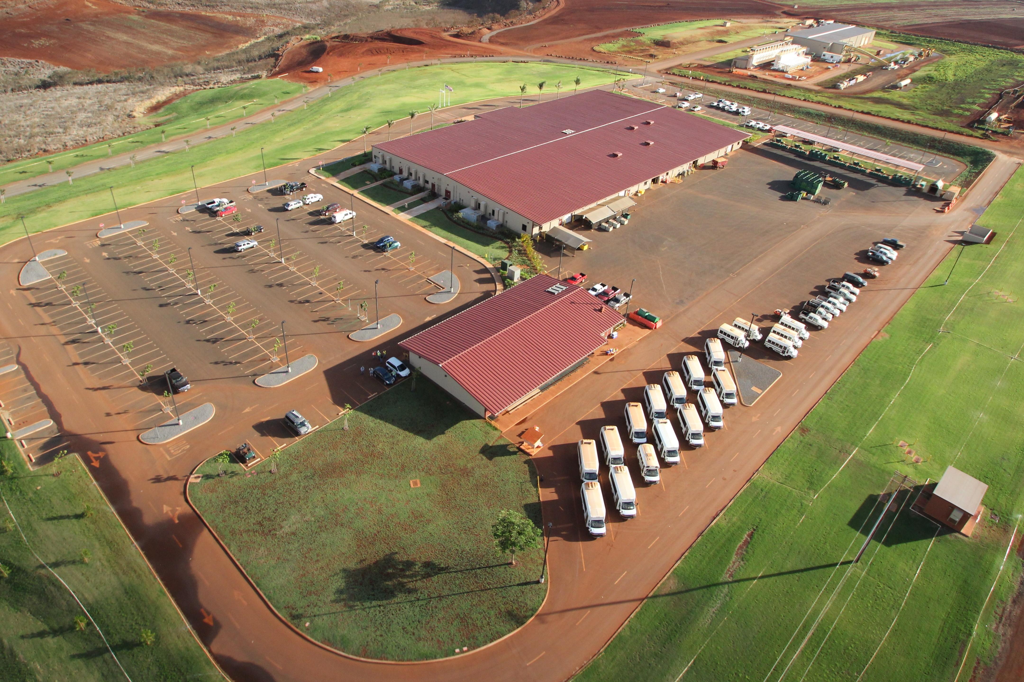 Monsanto Agricultural Facility