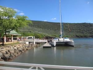 Manele Floating Dock