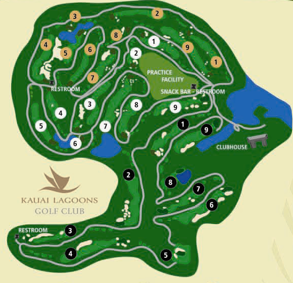 KL Golf Course Overview