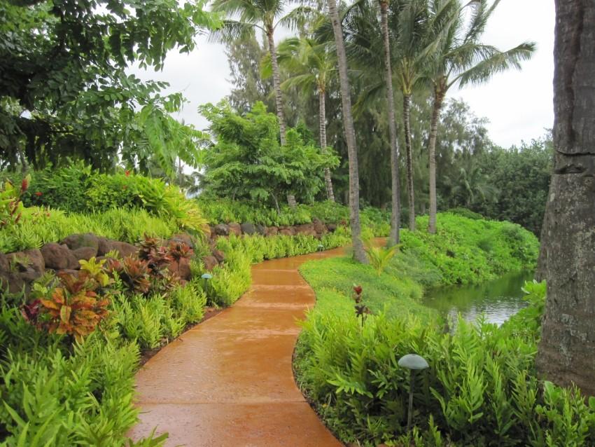 Kalanipuu Walkway