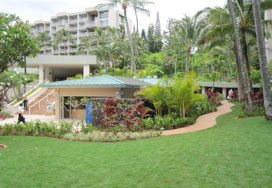 Kauai-Marriott-Towel-Shack