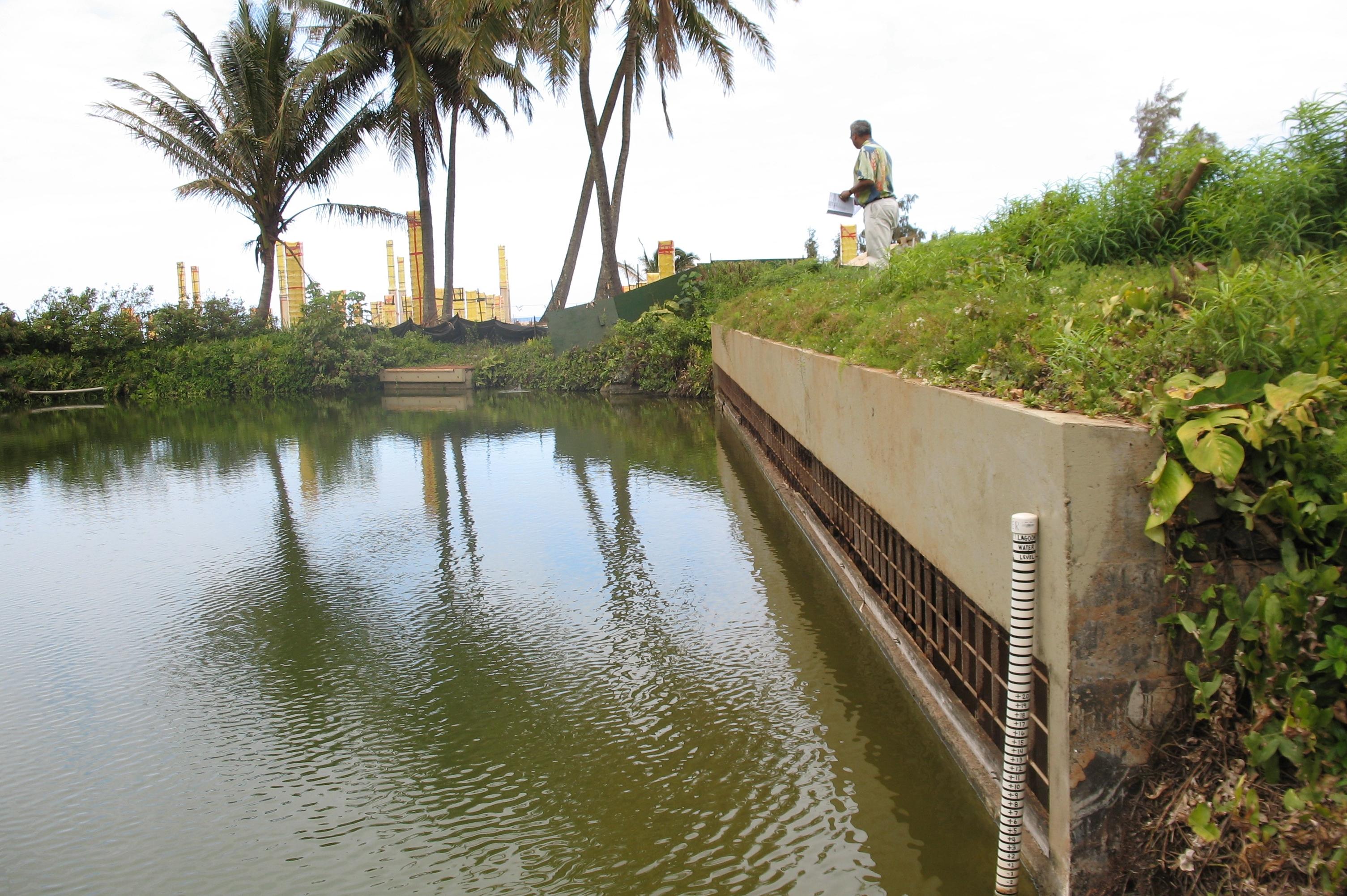 2009-05-14 Lagoon Spillway 001