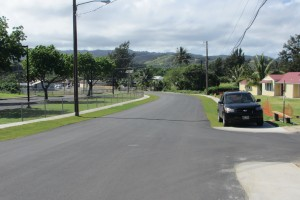 Puuluana Street Improvements