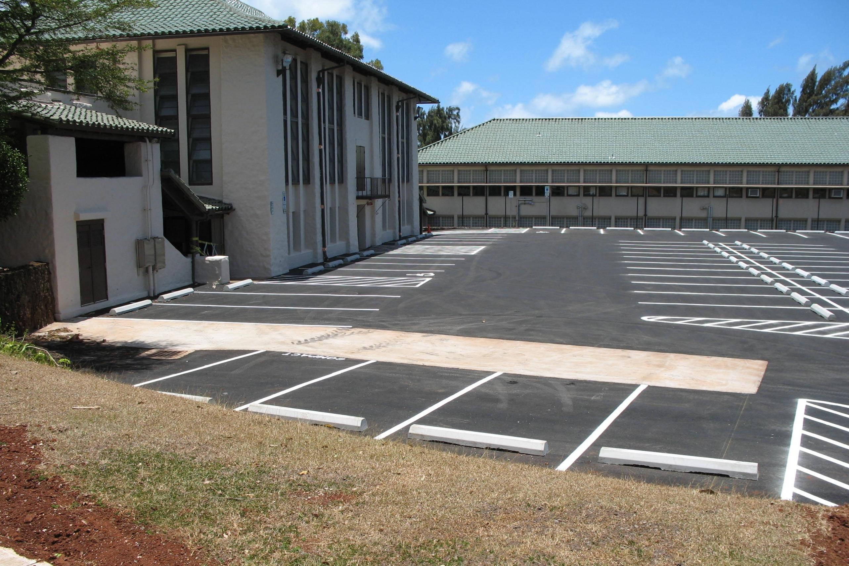 Kamehameha Schools Finished Lot