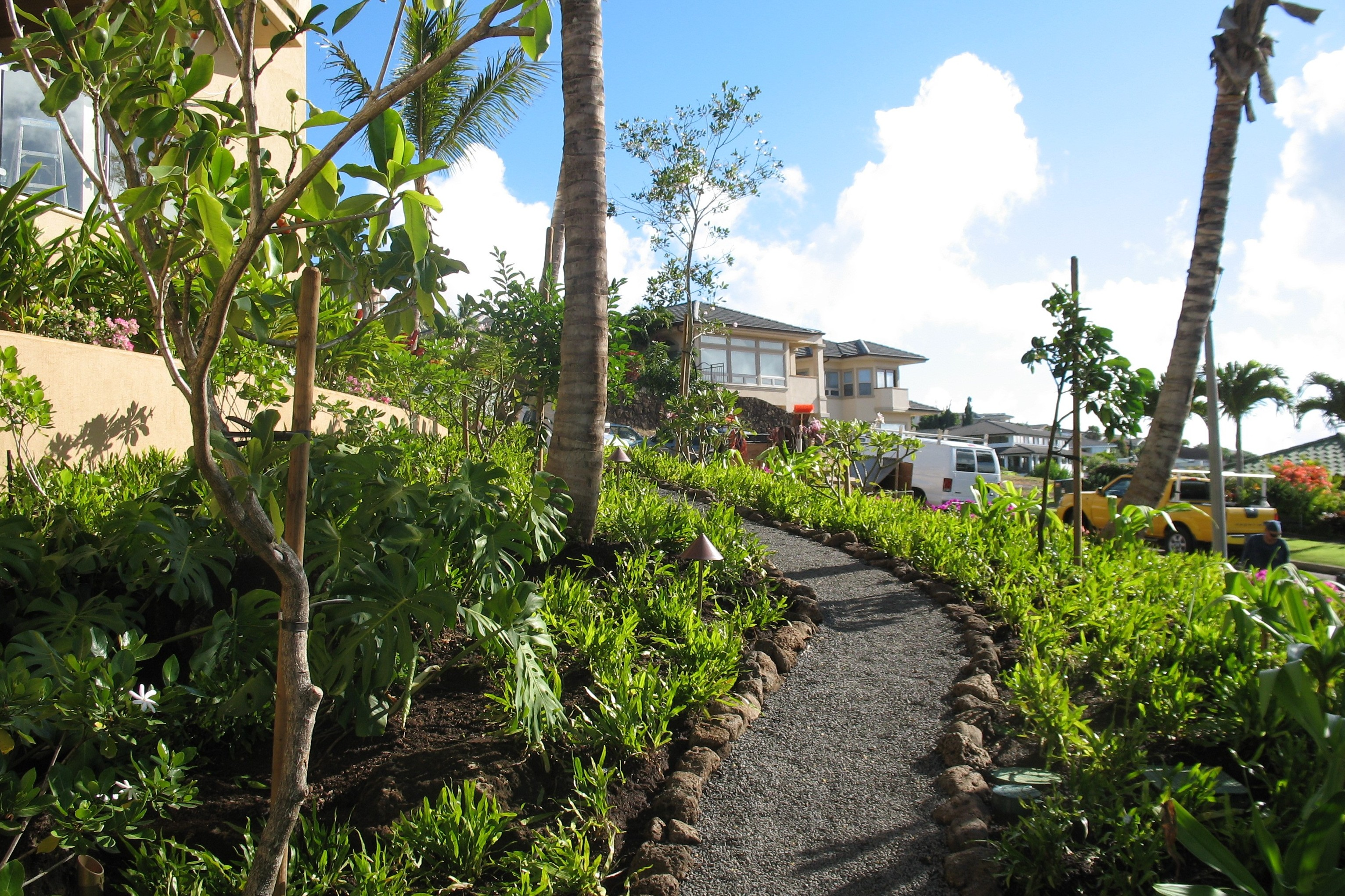 Moaniala Residence Garden