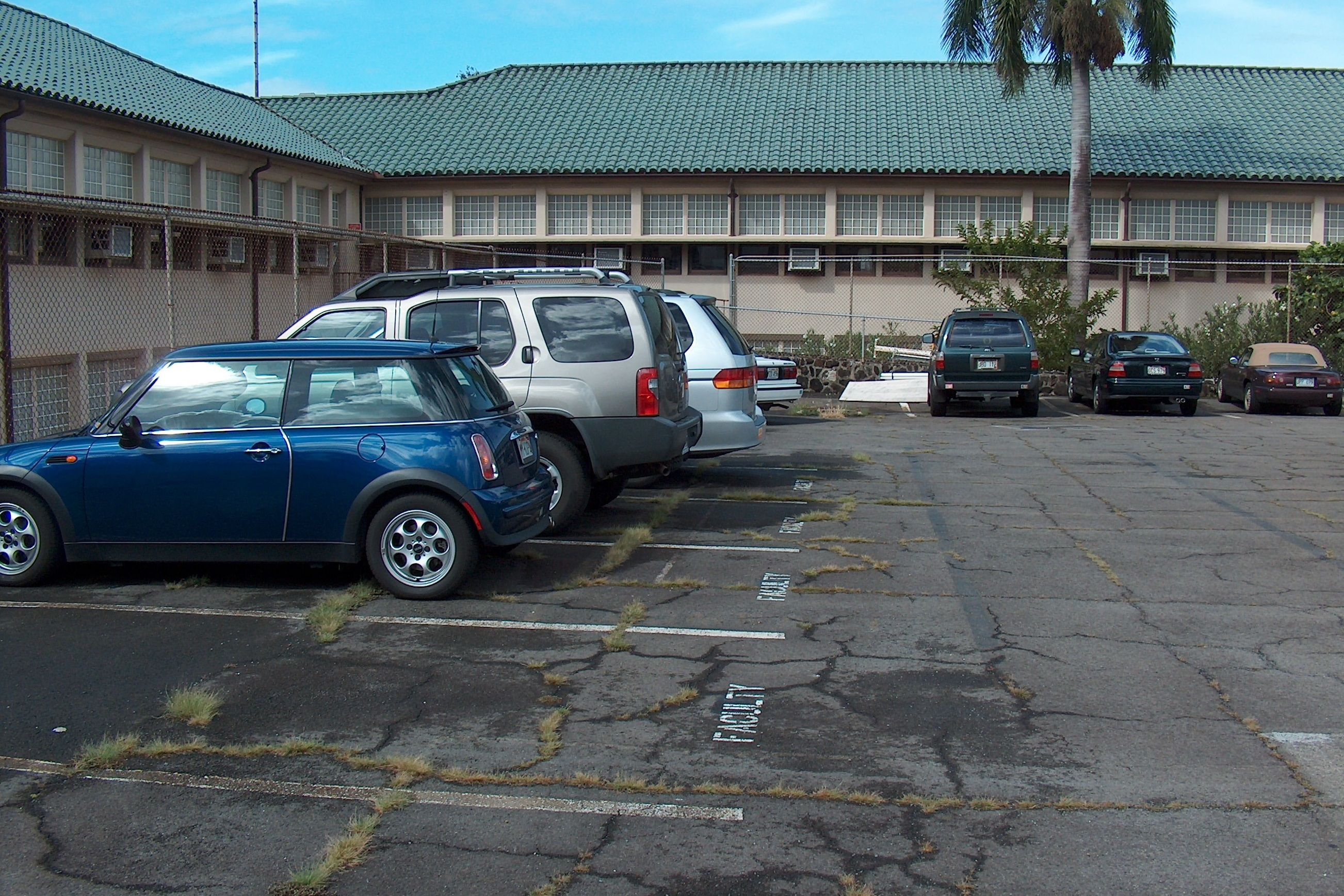 Kamehameha Schools Before