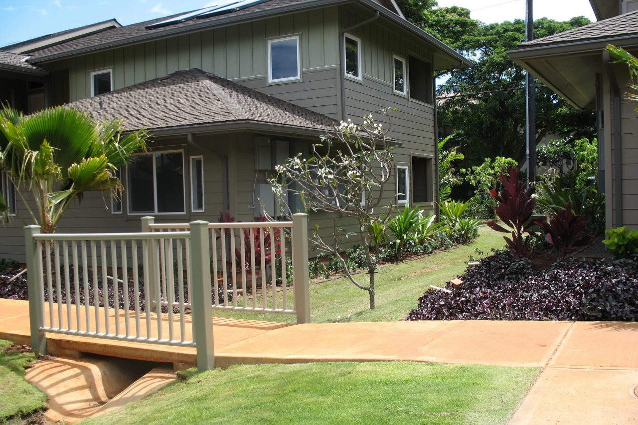 Residential:  Courtyards at Waipouli