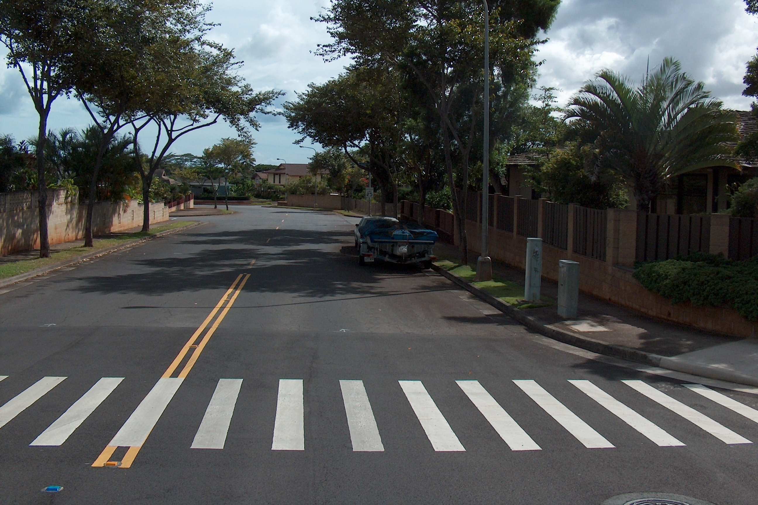 Roadways & Parking: Street Resurfacing in Leeward-Central District