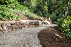 Lyon Arboretum Trail Improvements