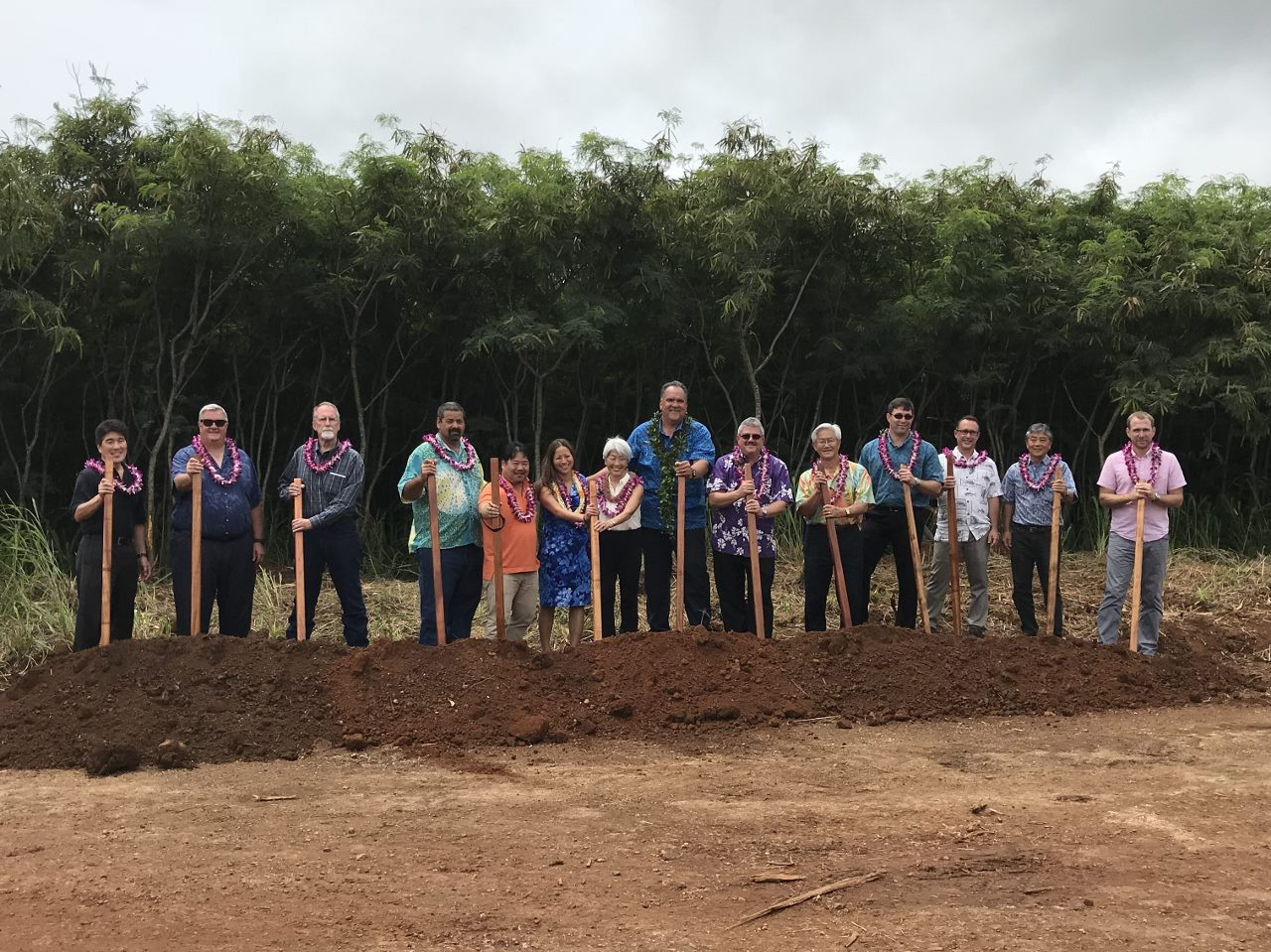 Koae Affordable Housing: Groundbreaking Ceremony