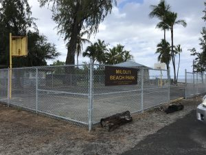 Hawaii Parks ADA Improvements